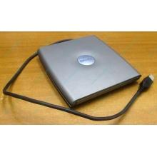 Внешний DVD/CD-RW привод Dell PD01S для ноутбуков DELL Latitude D400 в Архангельске, D410 в Архангельске, D420 в Архангельске, D430 (Архангельск)