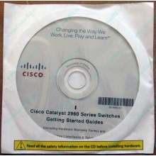 85-5777-01 Cisco Catalyst 2960 Series Switches Getting Started Guides CD (80-9004-01) - Архангельск