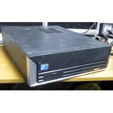 Лежачий четырехядерный компьютер Intel Core 2 Quad Q8400 (4x2.66GHz) /2Gb DDR3 /250Gb /ATX 250W Slim Desktop (Архангельск)