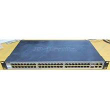 Управляемый коммутатор D-link DES-1210-52 48 port 10/100Mbit + 4 port 1Gbit + 2 port SFP металлический корпус (Архангельск)