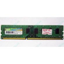 НЕРАБОЧАЯ память 4Gb DDR3 SP (Silicon Power) SP004BLTU133V02 1333MHz pc3-10600 (Архангельск)