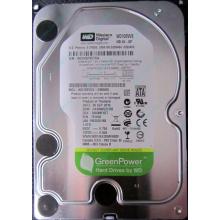 Б/У жёсткий диск 1Tb Western Digital WD10EVVS Green (WD AV-GP 1000 GB) 5400 rpm SATA (Архангельск)