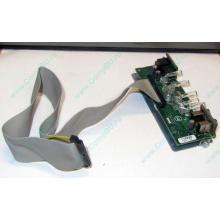 Панель передних разъемов (audio в Архангельске, USB) и светодиодов для Dell Optiplex 745/755 Tower (Архангельск)