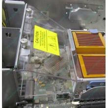 Прозрачная пластиковая крышка HP 337267-001 для подачи воздуха к CPU в ML370 G4 (Архангельск)