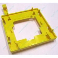 Жёлтый держатель-фиксатор HP 279681-001 для крепления CPU socket 604 к радиатору (Архангельск)