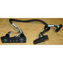 HP 224998-001 в Архангельске, кнопка включения питания HP 224998-001 с кабелем для сервера HP ML370 G4 (Архангельск)