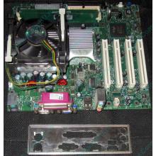 Комплект: плата Intel D845GLAD с процессором Intel Pentium-4 1.8GHz s.478 и памятью 512Mb DDR1 Б/У (Архангельск)
