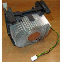 Кулер для процессоров socket 478 с большим сердечником из меди Б/У (Архангельск)