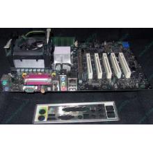 Материнская плата Intel D845PEBT2 (FireWire) с процессором Intel Pentium-4 2.4GHz s.478 и памятью 512Mb DDR1 Б/У (Архангельск)