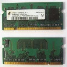 Модуль памяти для ноутбуков 256MB DDR2 SODIMM PC3200 (Архангельск)