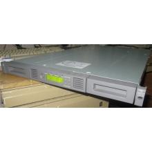 HP AH562A StorageWorks 1/8 Ultrium 920 G2 SAS Tape Autoloader LVLDC-0501 LTO-3 (Архангельск)